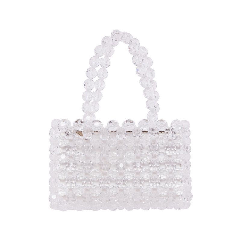 MINI BEADED BAG