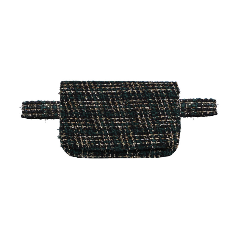 TWEED FUNNY PACK WITH STRAP