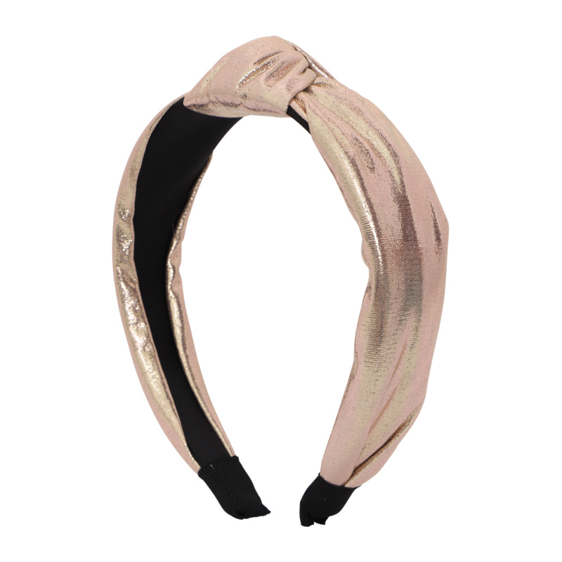 METAL KNOTTED HEADBAND
