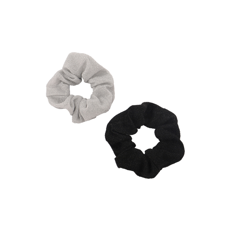 GLITTER SCRUNCHIES SET