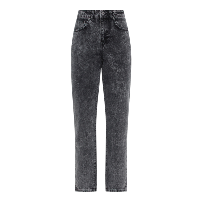 MOM FIT HIGH WAISTED JEANS