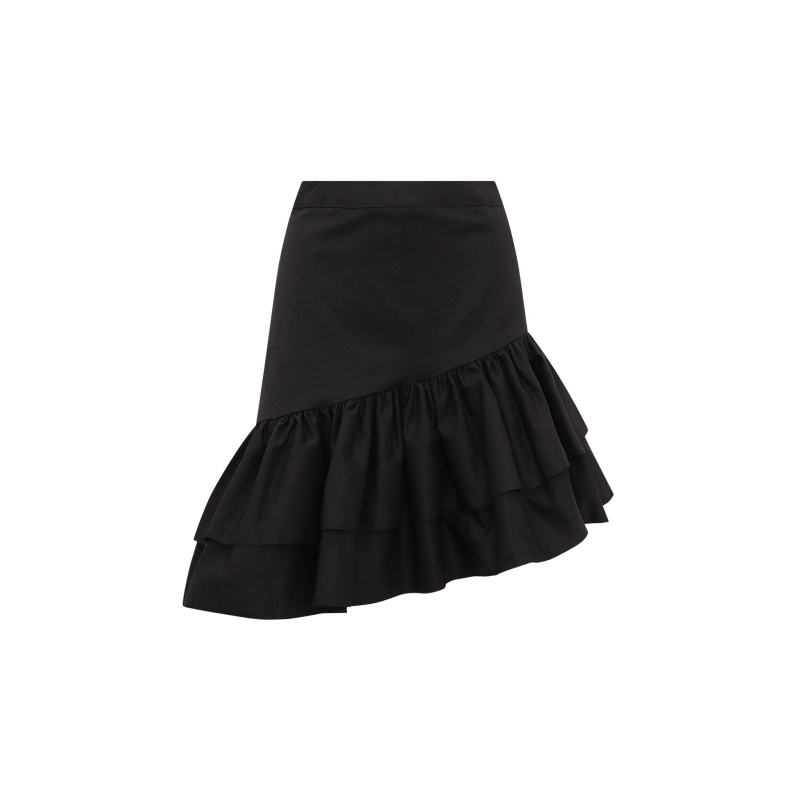 RUFFLES MINI SKIRT