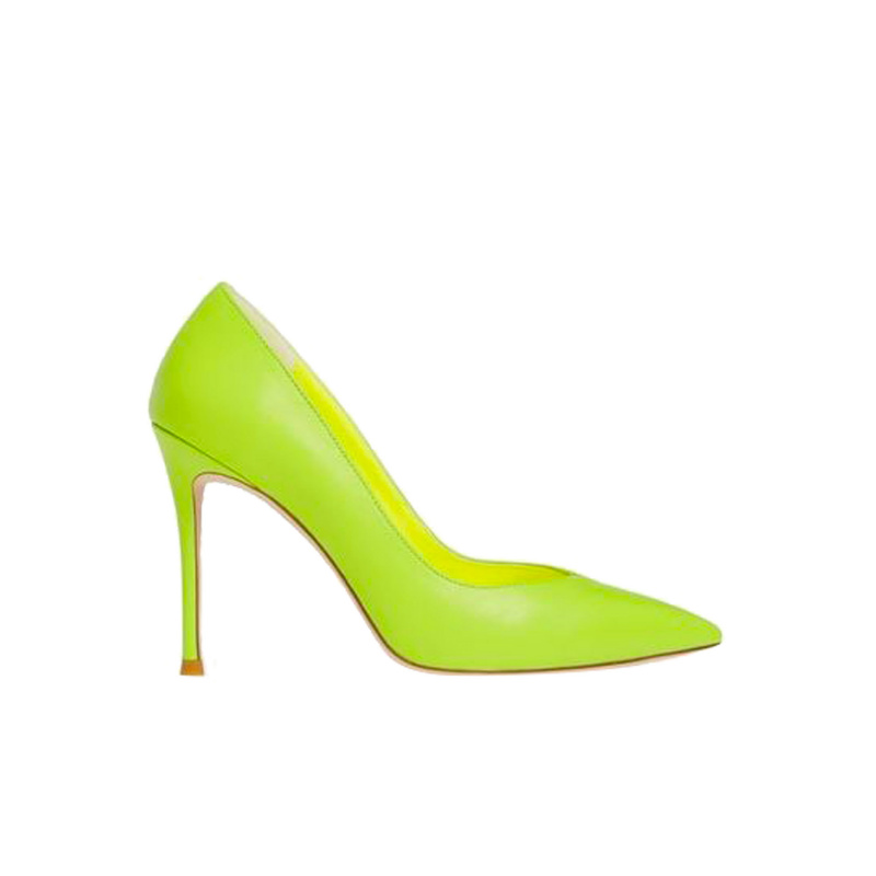 NEON GREEN PUMPS