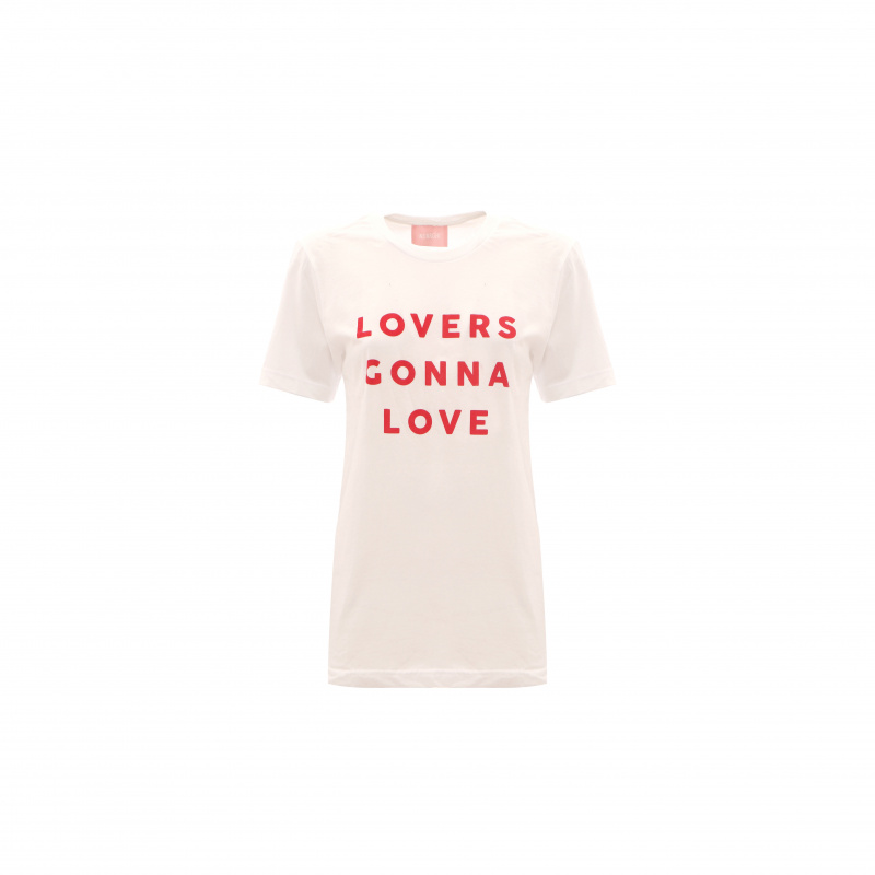 T-SHIRT LOVERS GONNA LOVE