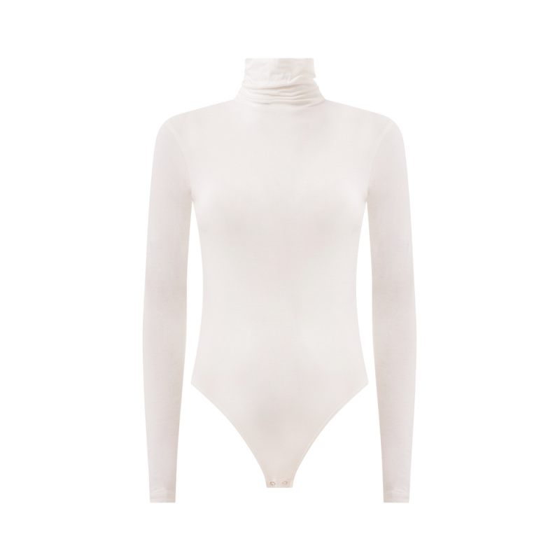 HIGH NECK BODYSUIT