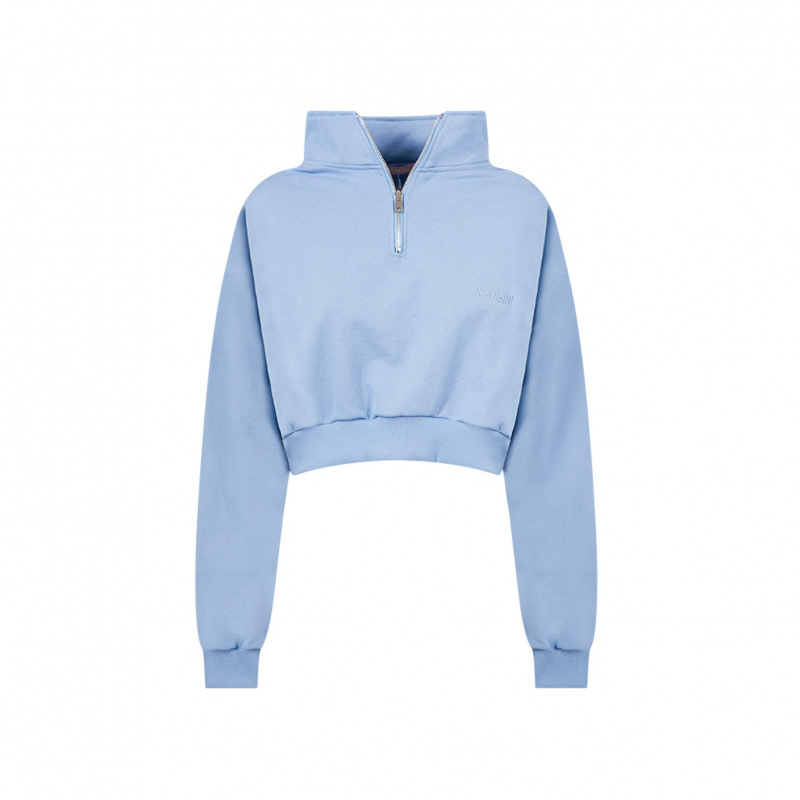 NORRGHI CROPPED SWEATER...