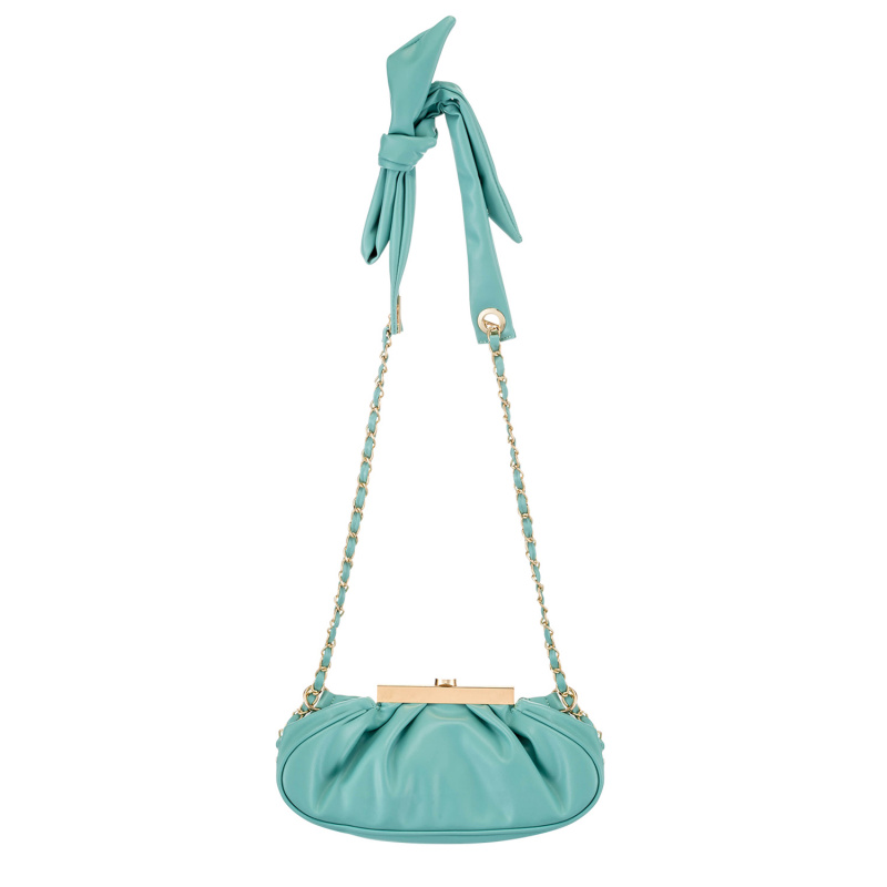 POUCH BAG WITH KISSLOCK...