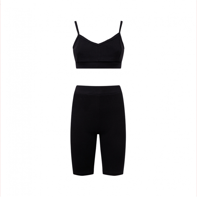 SPORTY SET TOP+SHORTS