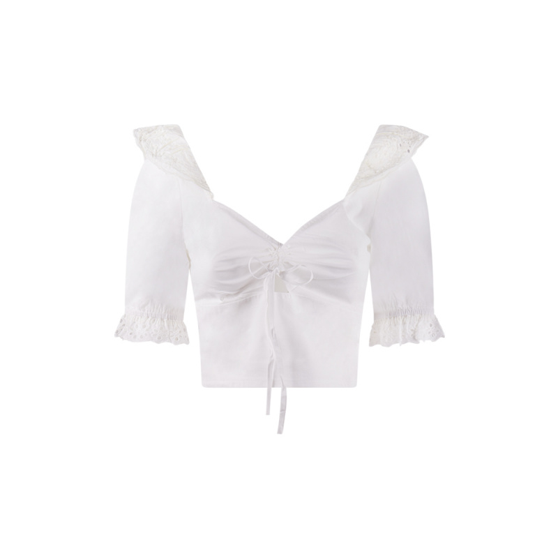 TOP WITH BOW
