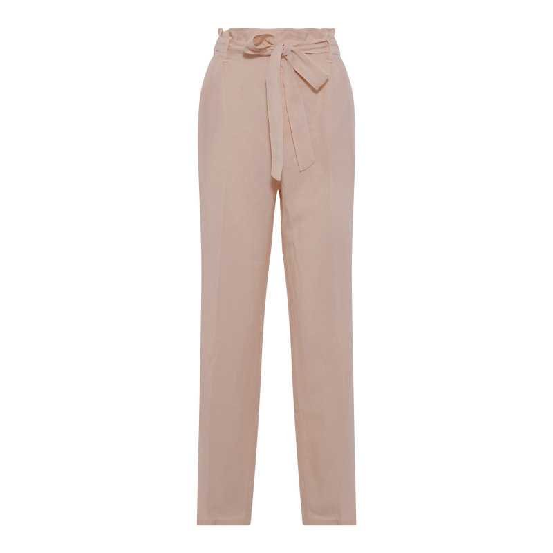 PANTS WITH BOW